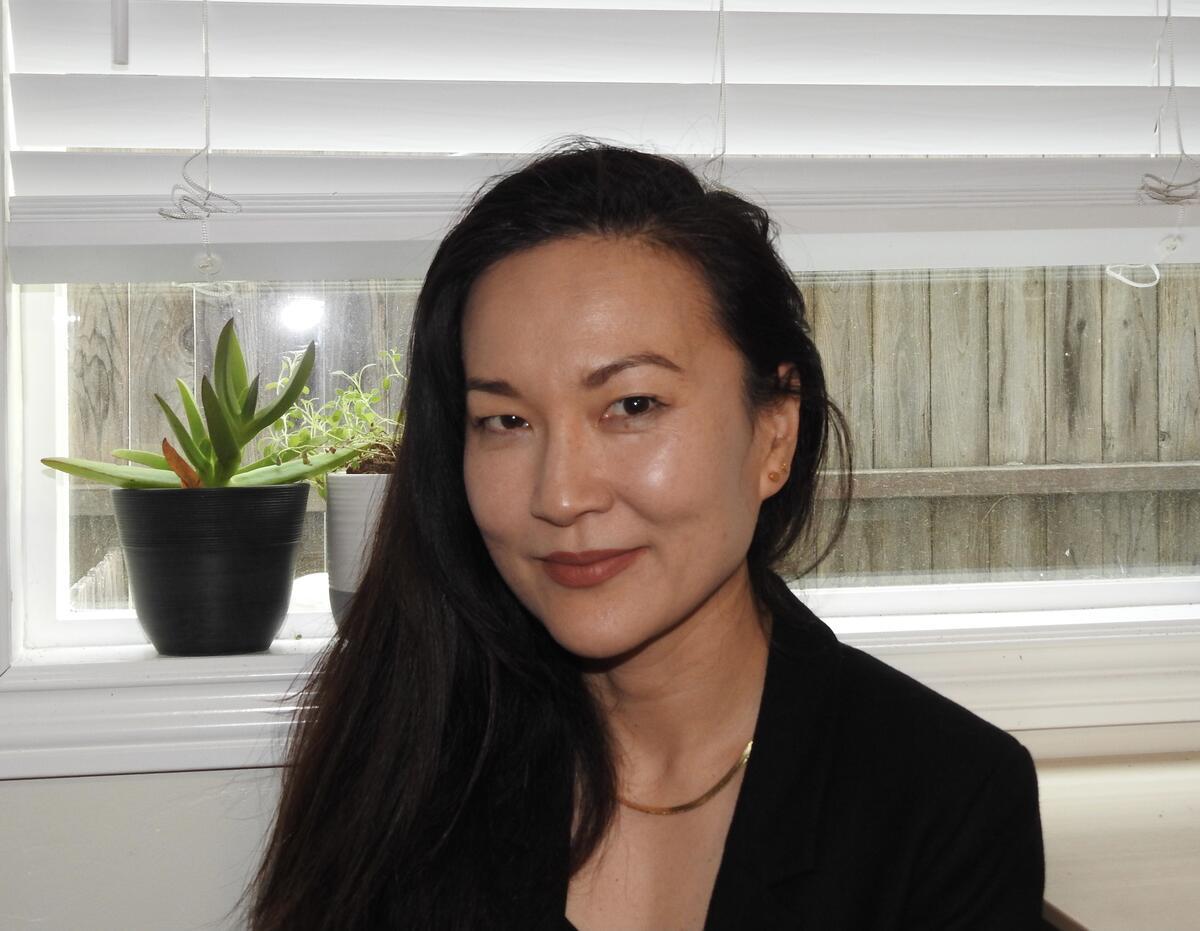 Headshot of Daena Funahashi.