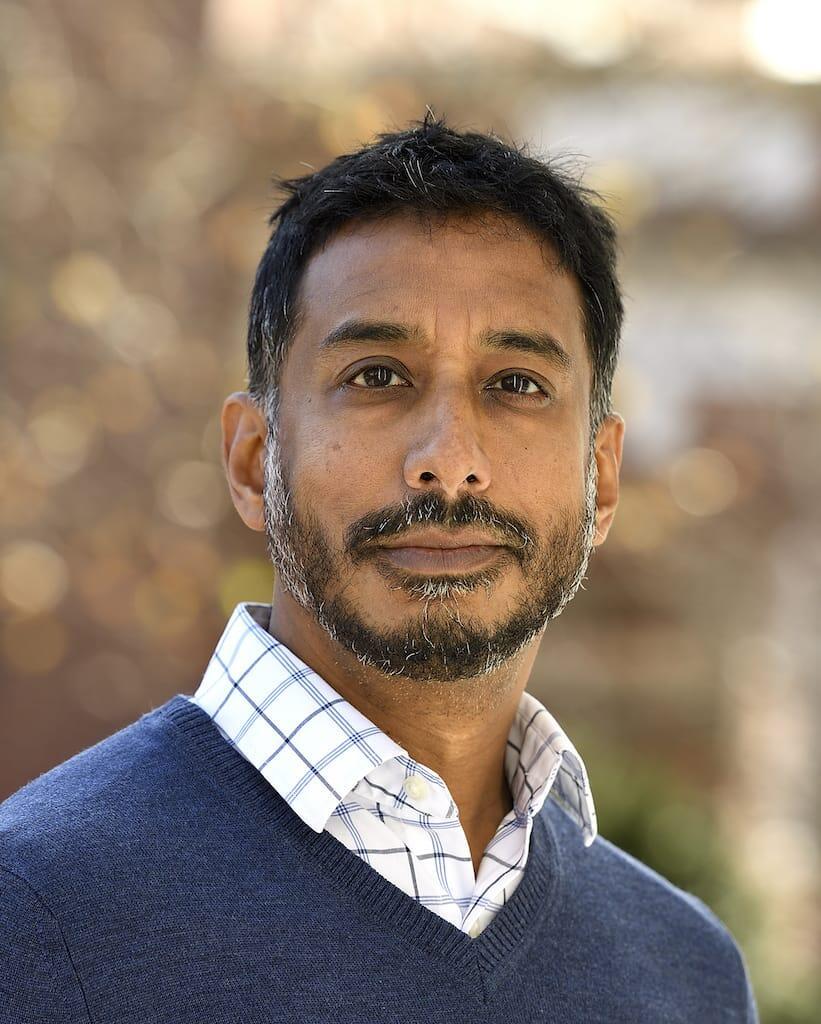 Headshot of Anand Pandian