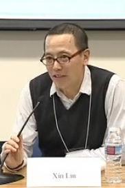 Image of Prof. Liu Xin